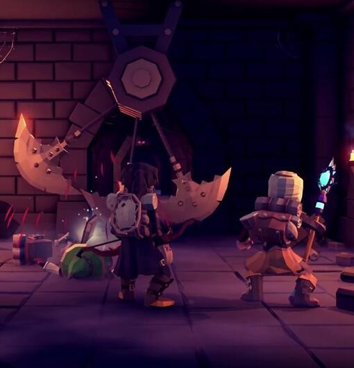 RPG还能这么做?三人七年研发的《为国王》一天进Steam畅销前十