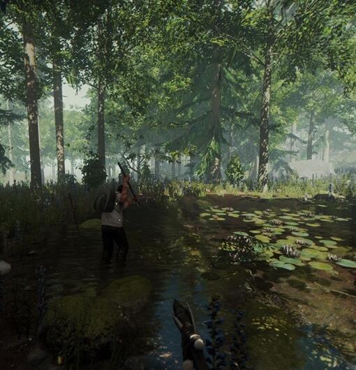 Steam好评率92%:测试四年的《森林》连续两周畅销前十