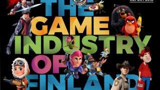 500万人口小国逆袭,3200位游戏人年产值21亿欧元