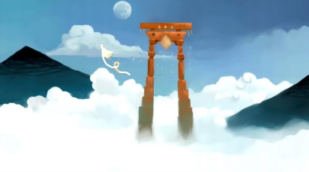 63国付费榜TOP10,《风之旅人》艺术总监谈艺术创作