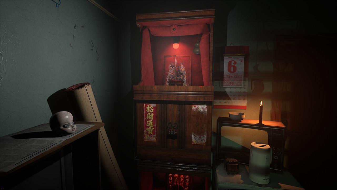 吓哭主播,国产恐怖游戏《港诡实录》登陆Steam畅销榜!