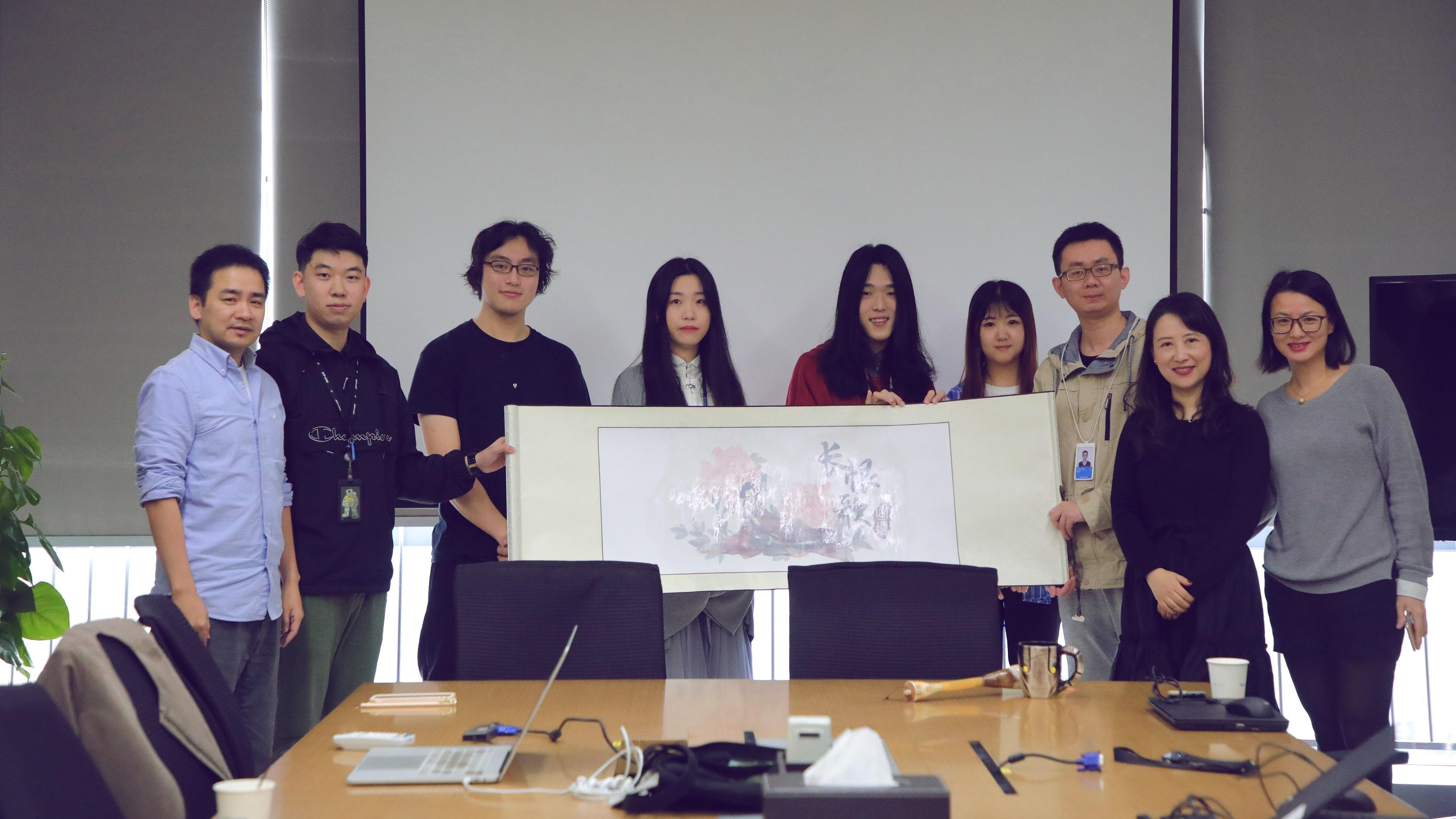 专访《画境长恨歌》团队:五名游戏新人,四卷画纸,梦回唐朝