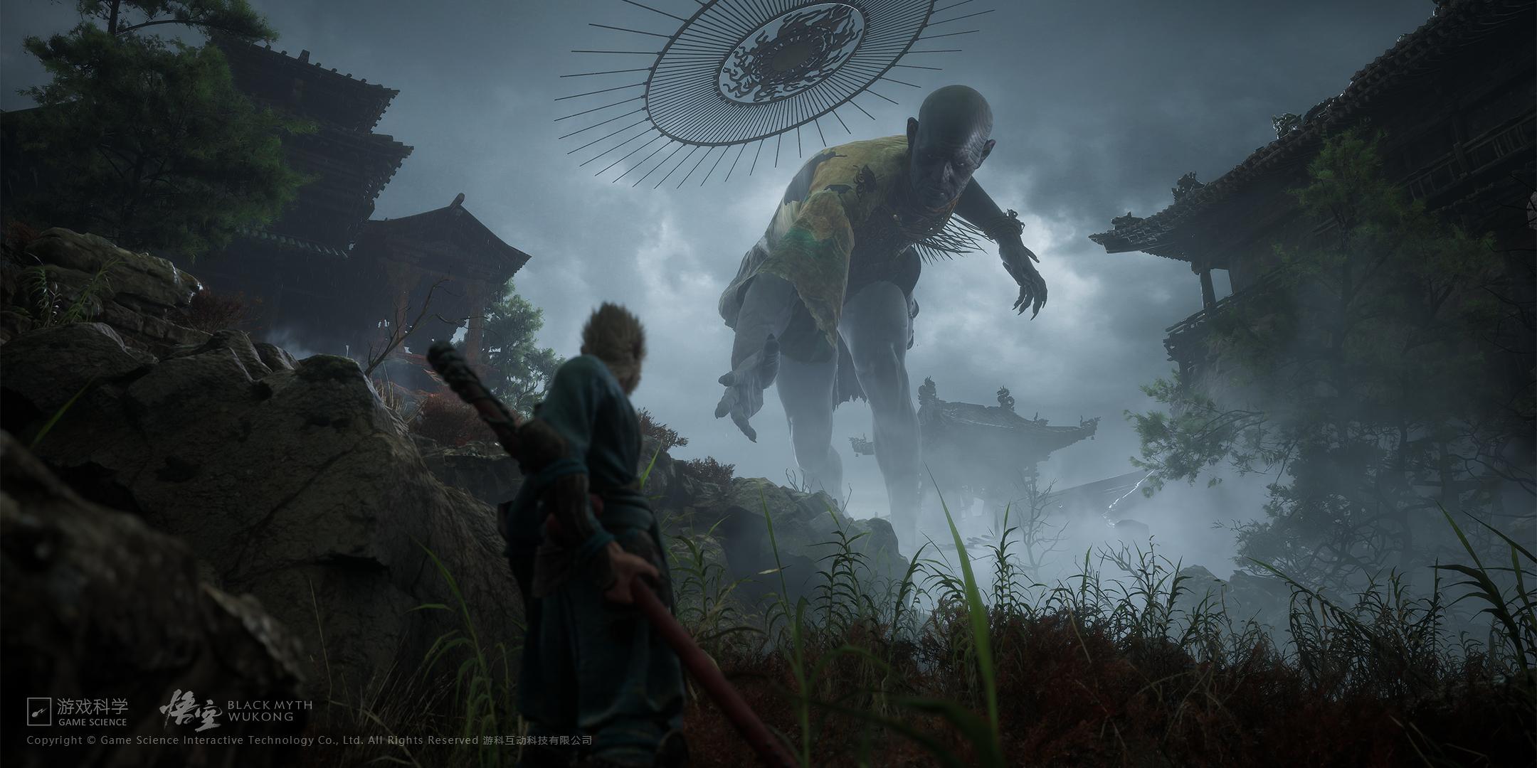疯狂刷屏点赞!游戏科学《黑神话:悟空》惊艳亮相、技惊四座