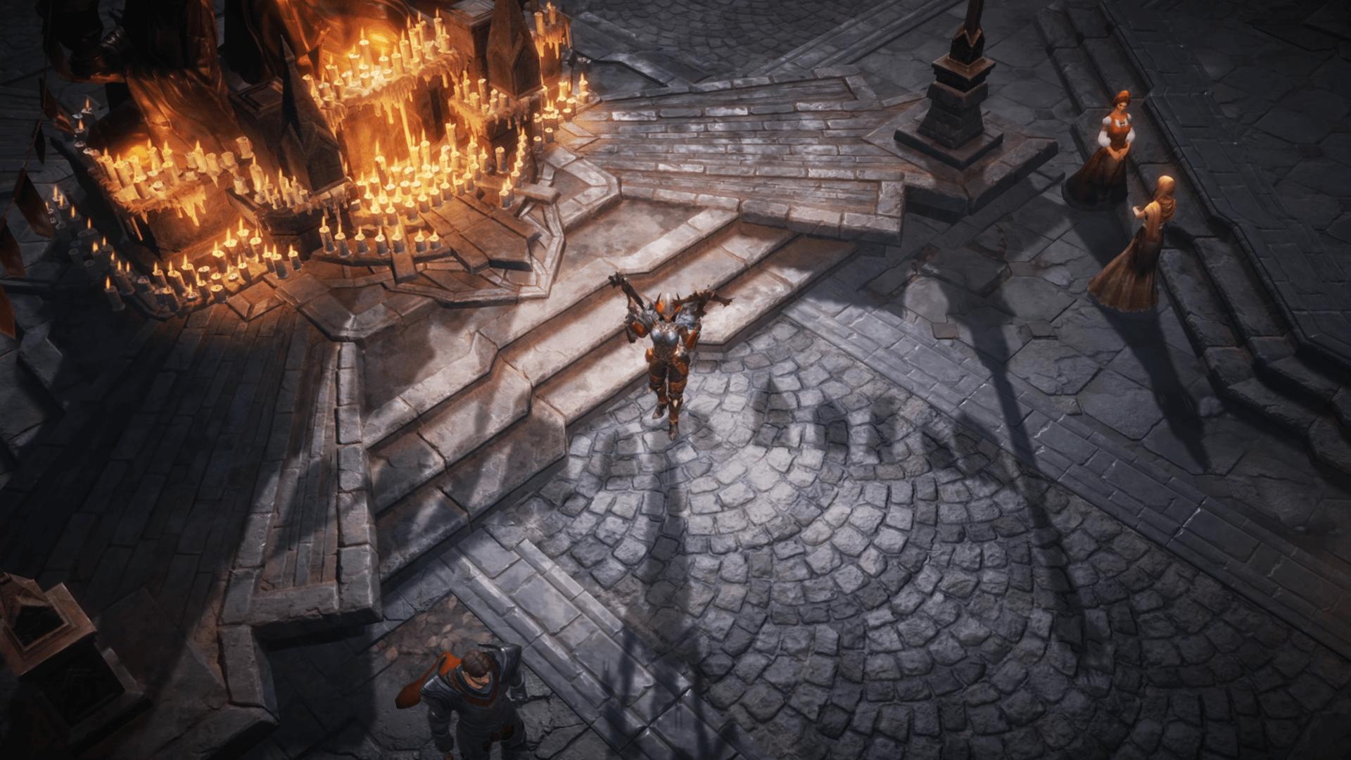 即将内部封测!《暗黑破坏神》手游给玩家的一封信